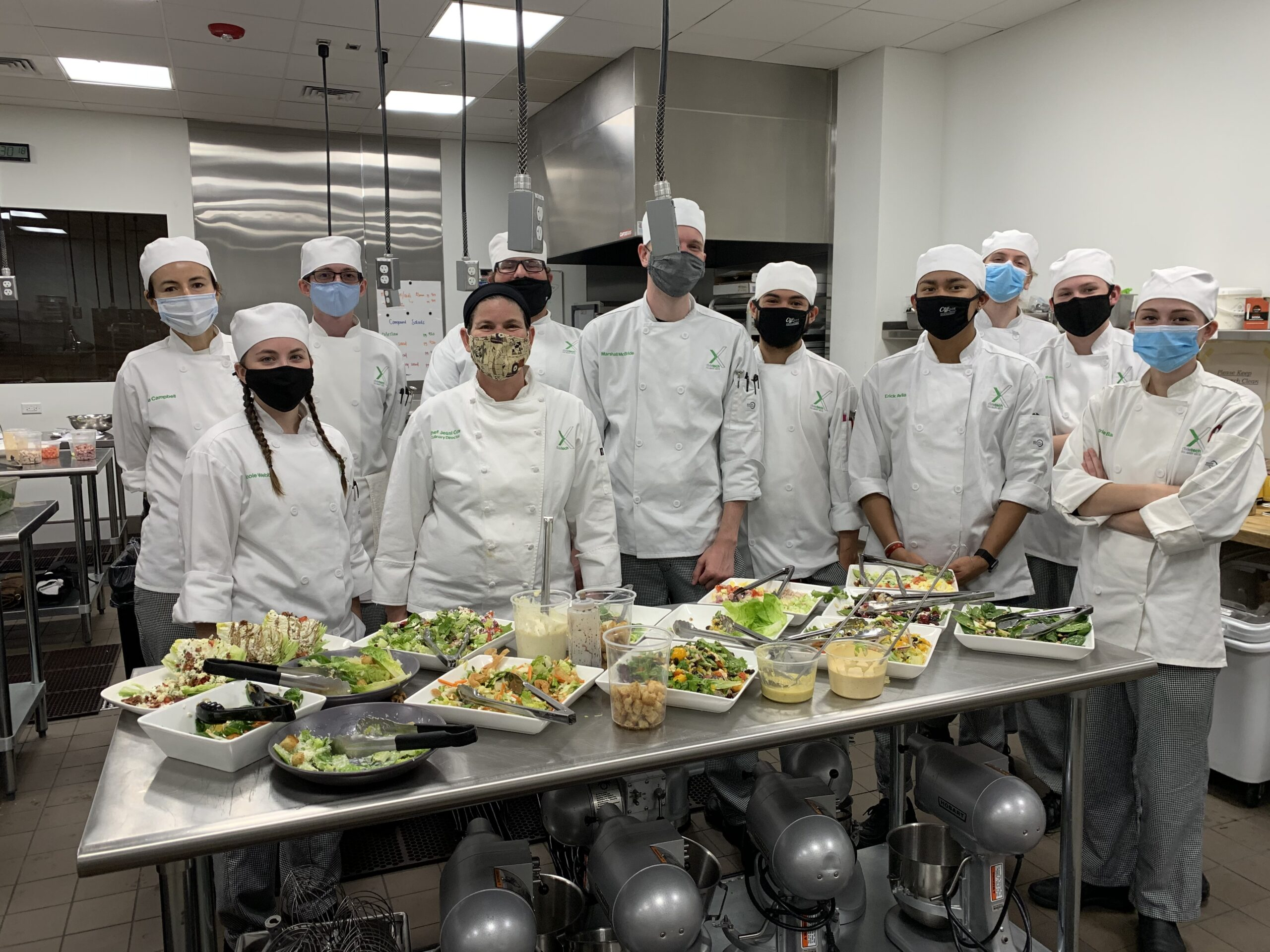 Want a career in Culinary Arts?